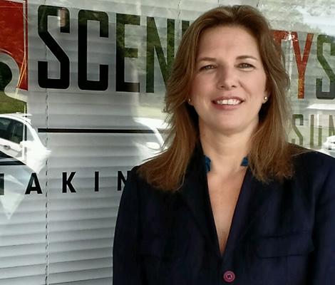 Mary Ann Knapp - Scenic City Staffin